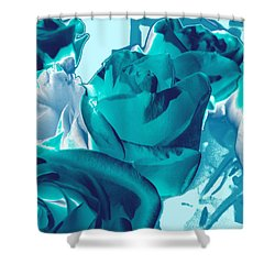 Roses #4 Shower Curtain