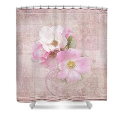 Roses Eternal Shower Curtain