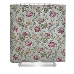 Roses Shower Curtain by Thomas M Pikolin
