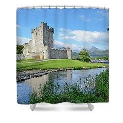 Ross Castle Shower Curtain