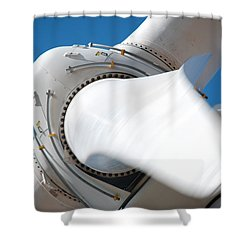 Rotation Shower Curtain