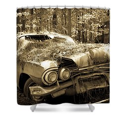 Rotting Classic Shower Curtain