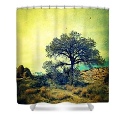 Shower Curtain featuring the photograph Rough Terrain by Glenn McCarthy Art and Photography