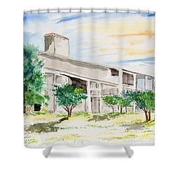 Rounsley Home Shower Curtain