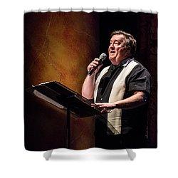 Rowan2 Shower Curtain