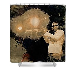 Roy Hargrove, Rustic Times  Shower Curtain