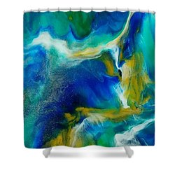 Royal Sands Shower Curtain