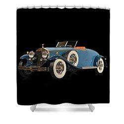 Royce Phantom II Shower Curtain