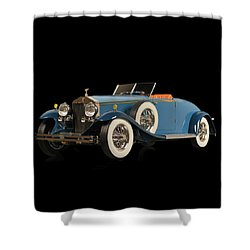Royce Phantom II Shower Curtain