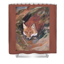 Rudy Adult Shower Curtain