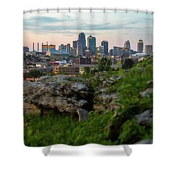 Rugged Kc Shower Curtain