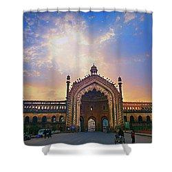 Rumi Gate Shower Curtain