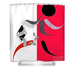 Runner Shower Curtain