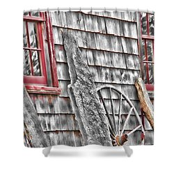 Rural Delights Shower Curtain