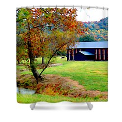 Rural Ky Shower Curtain