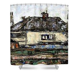 Rural Landscape 21 Shower Curtain