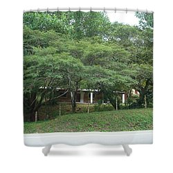 Rural Scenery 2 Shower Curtain