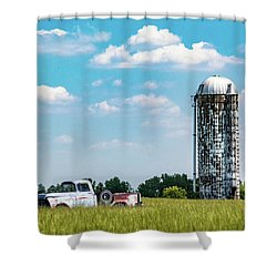 Rural Shower Curtain