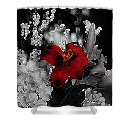 Shower Curtain featuring the photograph Rust by Stuart Turnbull