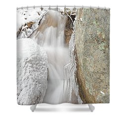 Ruxton Of Manitou  Shower Curtain