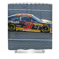 Ryan Newman Shower Curtain