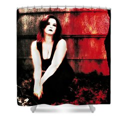 Ryli 3 Shower Curtain