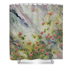 S Epanouir Shower Curtain