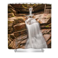 Sabbaday Falls Shower Curtain