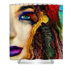 Sabrina Shower Curtain