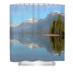 Sacred Dancing Shower Curtain