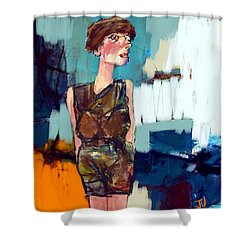 Safari Ready Shower Curtain