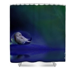 Safe And Sound Shower Curtain