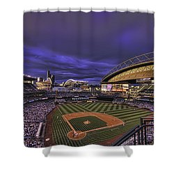 Safeco Field Shower Curtain