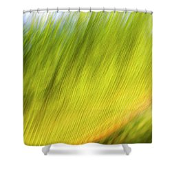Sago Dreams Shower Curtain by Joseph S Giacalone
