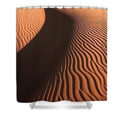 Sahara Dune II Shower Curtain
