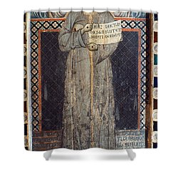 Saint Francis Of Assisi Shower Curtain by Granger