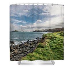 Saint Ives Shower Curtain