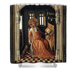 Saint Jerome (340-420) Shower Curtain by Granger