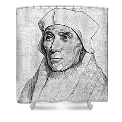 Saint John Fisher Shower Curtain by Granger