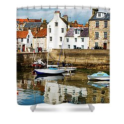 Saint Monans Shower Curtain