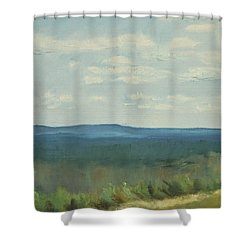 Salen Daylight Two Shower Curtain
