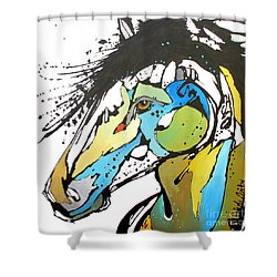 Sallie Shower Curtain