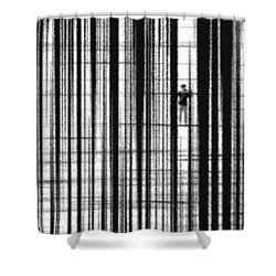 Saltburn High Rise Shower Curtain