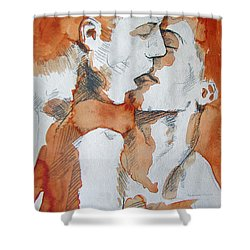 Same Love Shower Curtain