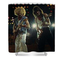 Sammy And Eddie 5150 Shower Curtain