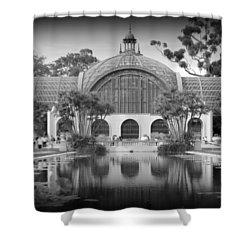 San Diego Botanical Foundation Shower Curtain by Karyn Robinson