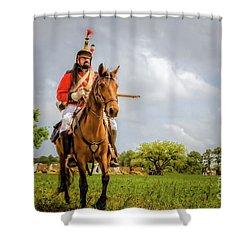 San Jacinto Shower Curtain