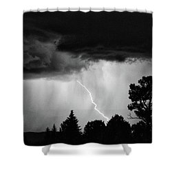 San Juan Strike Shower Curtain