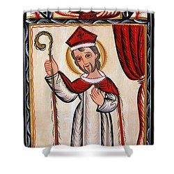San Nicolas - St. Nicholas - Aosni Shower Curtain