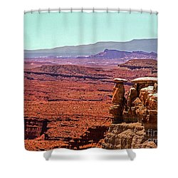 San Rafeal Swell Shower Curtain